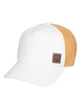 Incognito - Straw Trucker Cap  ERJHA03614