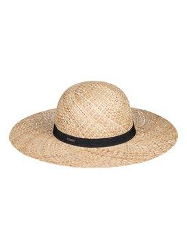 Hippy Squad - Wide Brim Straw Sun Hat  ERJHA03626