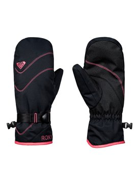 ROXY Jetty - Ski/Snowboard Mittens for Women  ERJHN03104