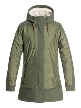 Sofia - Waterproof Longline Jacket for Women  ERJJK03237