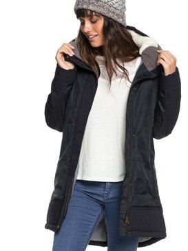 Sofia - Waterproof Longline Jacket for Women  ERJJK03237