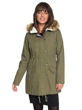 Essential Element - Hooded Parka for Women  ERJJK03262