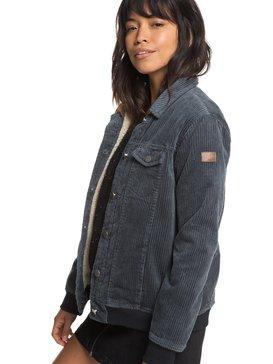 Redwood Giants - Corduroy Jacket for Women  ERJJK03264