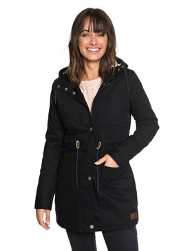 Sea Dance - Hooded Parka for Women  ERJJK03267