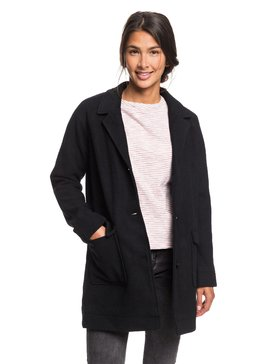 Destiny Rules - Wool Blend Coat  ERJJK03322