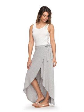 Everlasting Afternoon - Maxi Wrap Skirt for Women  ERJKK03023