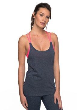 Secret Message - 2-in-1 Technical Vest Top for Women  ERJKT03392