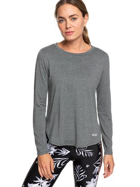 Shine On Me - Long Sleeve Sports Top  ERJKT03584