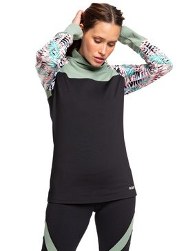 Crystalised Mind - Technical Long Sleeve Top  ERJKT03587