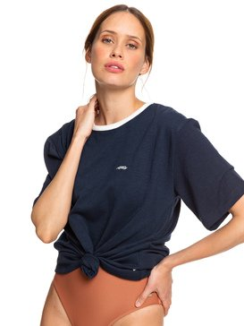 Waikiki Soul - Boyfriend T-Shirt for Women  ERJKT03595