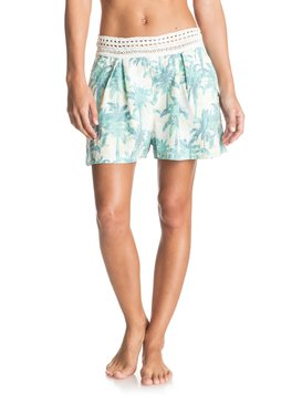 Surf Queens - Viscose Shorts  ERJNS03081