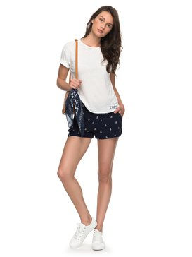 Miami Beachy - Viscose Shorts for Women  ERJNS03134