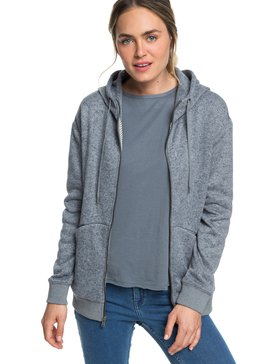 Adventure Calling - Longline Zip-Up Hoodie for Women  ERJPF03037