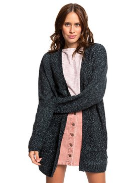Positano By Night - Longline Cardigan  ERJSW03349