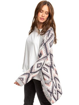 Dolce Coast Life - Knitted Cardigan for Women  ERJSW03352