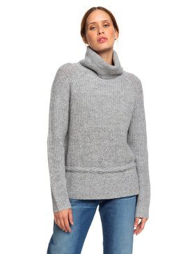 Five Reasons To Stay - Turtle Neck Jumper  ERJSW03354