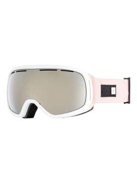 ROXY Premiere Rockferry - Ski/Snowboard Goggles for Women  ERJTG03057