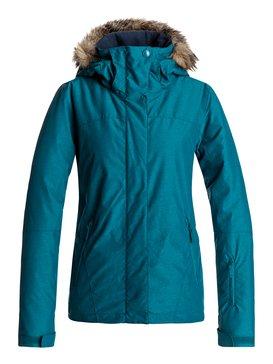 Jet Ski - Snow Jacket for Women  ERJTJ03131