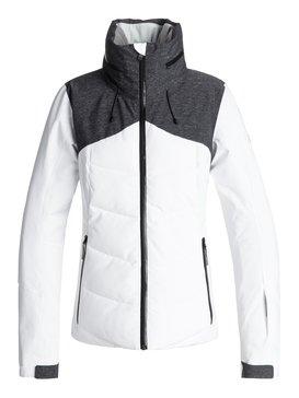 Flicker - Quilted Snow Jacket for Women  ERJTJ03157