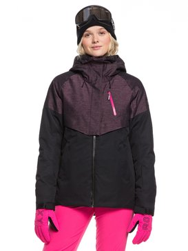 Frozen Flow - Snow Jacket  ERJTJ03219