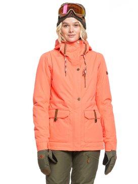 Andie SpinDye® - Snow Jacket for Women  ERJTJ03238