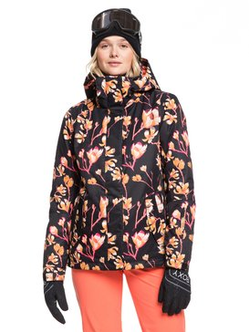 Torah Bright ROXY Jetty - Snow Jacket  ERJTJ03242
