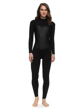 3/2mm Satin - Back Zip Wetsuit for Women  ERJW103021