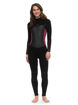 3/2mm Syncro Plus - Chest Zip Wetsuit for Women  ERJW103026