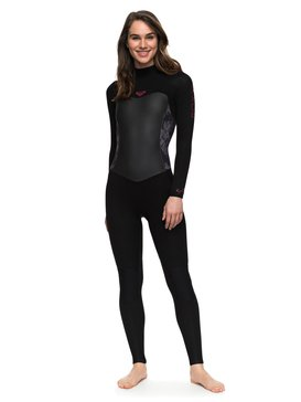 5/4/3mm Syncro Series - Back Zip GBS Wetsuit for Women  ERJW103028