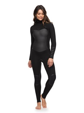 5/4/3mm Syncro Plus - Hooded Chest Zip Wetsuit for Women  ERJW203002