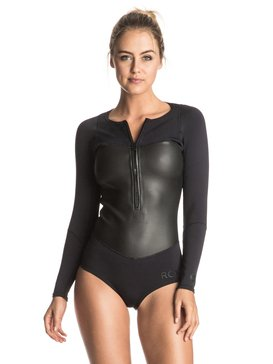 1mm Satin Bikini - Long Sleeve Springsuit for Women  ERJW403011