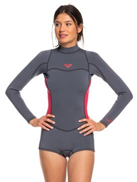 2/2mm Syncro - Long Sleeve Back Zip FLT Springsuit  ERJW403014