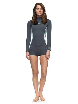 2/2mm Syncro Series - Long Sleeve Back Zip FLT Springsuit for Women  ERJW403014
