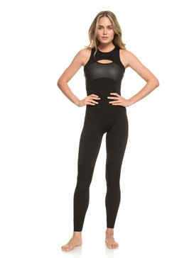 1.5mm Satin - Zipperless Long Jane Wetsuit for Women  ERJW703000