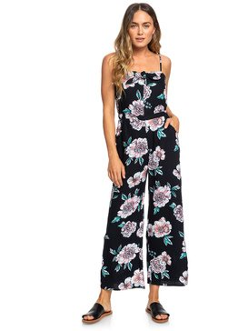 Feel The Retro Spirit - Strappy Jumpsuit for Women  ERJWD03370