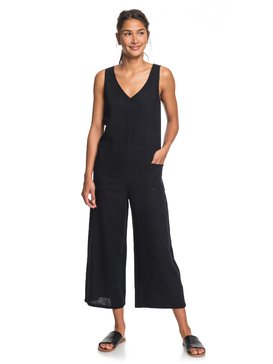 Baby Remember - Sleeveless Linen Jumpsuit for Women  ERJWD03402