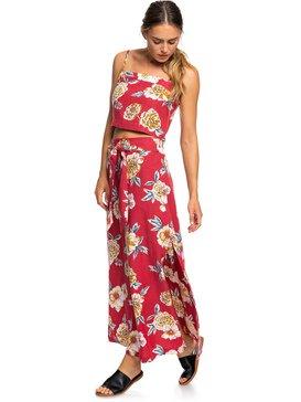 Island Evasion - Maxi Skirt for Women  ERJWK03068
