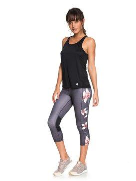 Spy Game - Technical Capri Leggings for Women  ERJWP03018