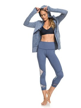 Diamond Hunter - Capri Workout Leggings for Women  ERJWP03022