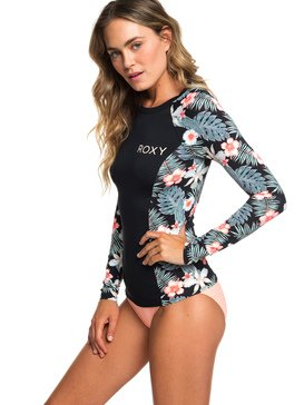 ROXY - Long Sleeve UPF 50 Rash Vest for Women  ERJWR03287