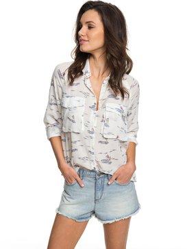 8609f4f00653 Женские рубашки Roxy: купить по выгодным ценам в официальном ...