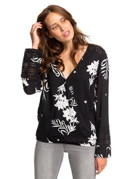 New Runaway Success - Long Sleeve Wrap Top  ERJWT03339