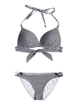 Beach Classics - Moulded Triangle Bikini Set for Women  ERJX203330