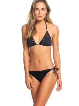 Garden Summers - Triangle Bikini Set for Women  ERJX203338