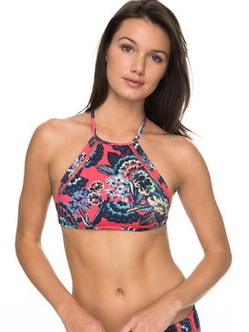 Salty ROXY - Crop Bikini Top for Women  ERJX303605