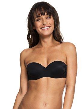 Beach Basic - Underwired Bandeau Bikini Top for Women  ERJX303719