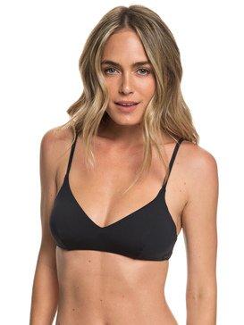 Beach Classics - Athletic Triangle Bikini Top for Women  ERJX303834