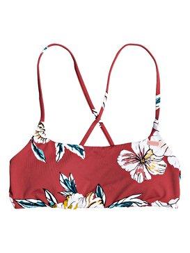 Printed Beach Classics - Bralette Bikini Top  ERJX303967