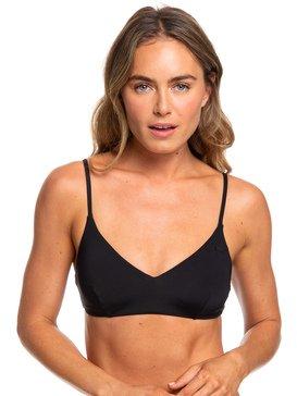 Beach Classics - Athletic Tri Bikini Top for Women  ERJX304059