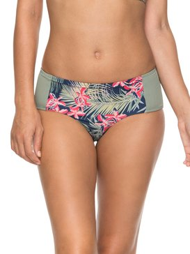 ROXY Fitness - Shorty Bikini Bottoms for Women  ERJX403536